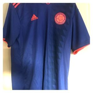 Adidas Colombia away jersey XL